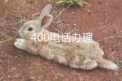深圳移动400电话办理(400电话收费标准)